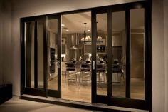 Among other types of doors that available on the market, the sliding door is the best option for any type of home. For those who live in tiny apartment, the sliding door is . Read MoreHow to Replace a Sliding Glass Door Properly Sliding Wood Doors, Sliding Door Design, Front Doors, Entry Doors, Front Entry, Wooden Doors, Sliding Glass Patio Doors, Wood Glass Door, Sliding Pocket Doors