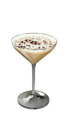 Baileys Chocolatini cocktail recipe martini recipe. A drink made with Baileys Original Irish cream, and vodka.