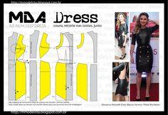 ModelistA: A3 NUMo 0137 DRESS
