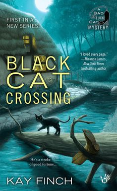 In the first in this cat-filled cozy series, aspiring mystery author Sabrina Tate is about to discover that when it comes to solving murders, her new feline friend Hitchcock is a master of...