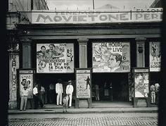 Walker Evans   Cinema   1933