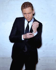 Mr. Hiddleston, ladies...