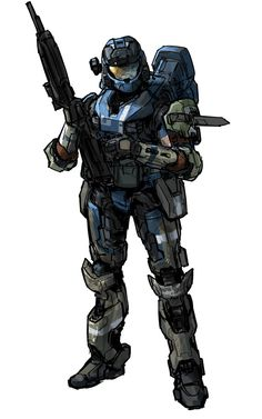 Carter, Halo Reach