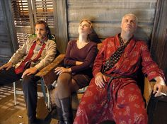 john travolta scarlett johansson | John Travolta - Scarlett Johansson - Gabriel Match Image 160 sur 268