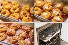 PANELATERAPIA - Blog de Culinária, Gastronomia e Receitas: Ninhos Recheados ao Forno Good Food, Yummy Food, Tasty, Comida Kosher, Brazillian Food, Veggie Recipes, Healthy Recipes, Easy Healthy Dinners, Italian Recipes
