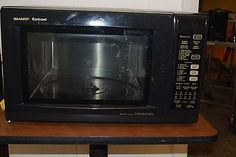 Sharp Brilliant and Easy convection microwave oven