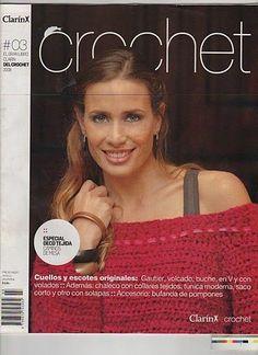 CLARIN CROCHET 2008 Nº3 - Daniela Muchut - Álbuns da web do Picasa