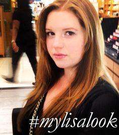 Gary and Rachel inspired by my makeup tutorials http://www.lisaeldridge.com/video/ #MyLisaLook #Makeup #Beauty