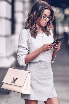 Elegant Work Outfits Ideas For Every Woman Wear32