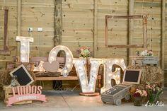 Decoración Boda / Wedding Decoration, DIY / Photography by: Diana Zuleta / visita: dzuletafotografiadebodas.com