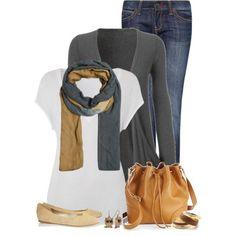 Dark Grey Long Sleeve Jersey Cardigan w Pockets Charcoal