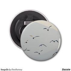 Seagulls Bottle Opener