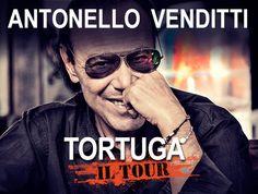 Antonello Venditti in concerto a Milano il 1° dicembre 2015