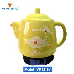 Ấm sắc thuốc Vạn bảo VM316V