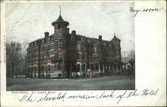 Park Hotel, St. James, MN