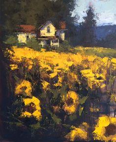 """Romona Youngquist-""""Summer"""""""