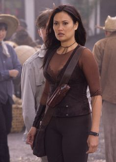 Sydney Fox Sidney Fox, Tia Carrere, Relic Hunter, Mejores Series Tv, Female Character Inspiration, Classic Tv, Action Movies, Beautiful Celebrities, Cartoon Styles