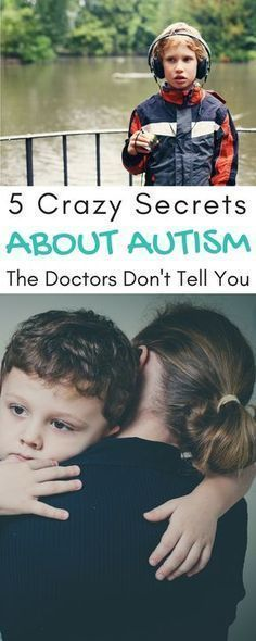 5 Crazy Secrets About Autism the Doctors Don't Tell You! (Such a great perspective from this woman!)
