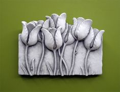 Tulip Garden -- Carruth Studio: Waterville, OH