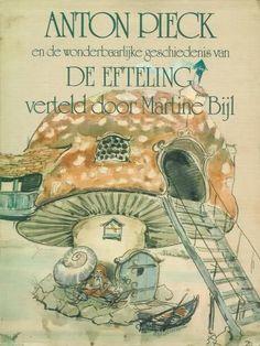 Boek Anton Pieck en de wonderbaarlijke geschiedenis van de Efteling - Pagina 1