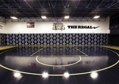 The Regal Basketball Court