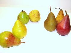 The Pear is one of my favorite fruit....