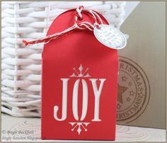 Birgit's Blog - kreatives und mehr...: Schachtel zu Weihnachten