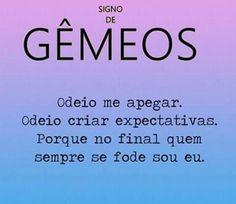 É... Tipo isso Zodiac Signs, Humor, Feelings, Quotes, 1, Inspiration, Gemini Quotes, Zodiac Signs Gemini, Gemini Zodiac