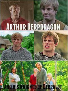 Arthur Derpdragon