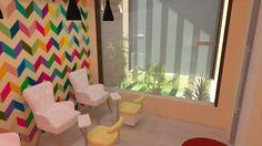 Sala de manicure - MD Studio de beleza