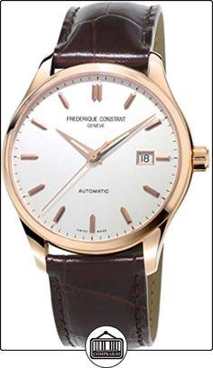 Frederique Constant Geneve Classic Index FC-303V5B4 Reloj Automático para hombres Legibilidad Excelente de  ✿ Relojes para hombre - (Lujo) ✿