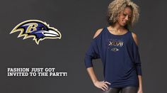 Baltimore Ravens Super Bowl XLVII gear is here!!!