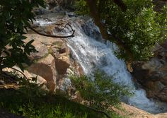 North Etiwanda Preserve Falls Trail - Rancho Cucamonga  Accessible from December until May