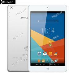 "TECLAST X80 Power 8"" IPS Screen Win10 Android 5.1 Dual OS Intel Atom X5 Z8300 2GB 32GB Tablet PC w/ HDMI"