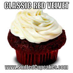 @KatieSheaDesign ♡❤ #Cupcakes ❤♡ ♥ ❥ @StuffedCupcakes Featured Cupcake: Classic Red Velvet