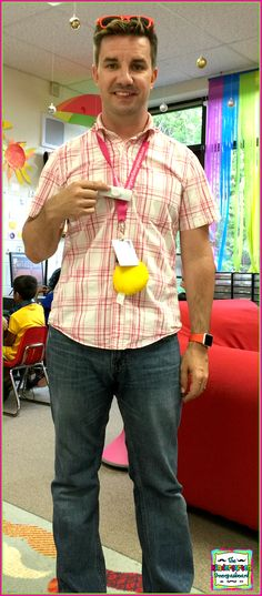Howdy! I am Mr. Greg from The Kindergarten Smorgasboard. My real name is Greg Smedley-Warren. I have been teaching for 11 years. I spent a year teaching fifth grade, two years in second grade and am now in my 9th year in Kindergarten. Kindergarten is my passion and my calling but honestly, that wasn't how it started. When I was moved to Kindergarten (not voluntarily!) I called my mommy and cried. But on the first day, I fell in love and knew that Kindergarten is where I belonged. I have remai...