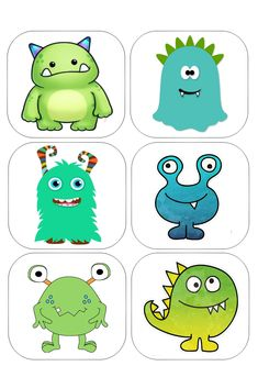 Images labels and little monsters Doodle Monster, Monster Drawing, Drawing For Kids, Art For Kids, Cute Monsters Drawings, Cartoon Monsters, Monster Theme Classroom, Monster Pictures, Monster Crafts