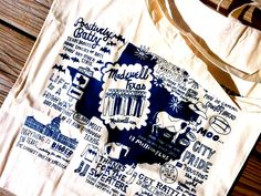 Madewell Fort Worth | Texas Tote!