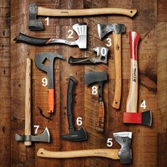 Our 10 Favorite Short Axes, Hatchets, and Tomahawks - We've rounded up the latest and greatest of these versatile tools. So go ahead, chop to it. With URL Links, to the makers and there prises. So go find one you like... (^^,) • See more at > https://www.pinterest.com/ohkegnu/-axes-how-to-/