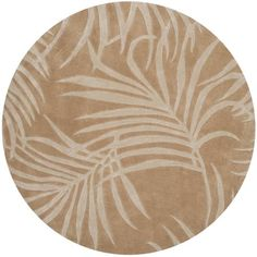 Shop the Rug - Color: Beige; Size: x by Safavieh. Made from Poly-Acrylic Pile in China. This Hand Hooked Beige rug has a pile_height, perfect for a soft yet durable addition to your home. Tropical Rugs, Hand Hooked Rugs, Floral Area Rugs, Rug Cleaning, Rug Hooking, Apollo, Traditional Design, Oriental Rug, Colorful Rugs