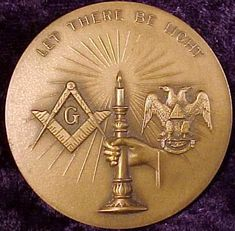 "Scottish Rite Graphics | Scottish Rite""Let There Be Light"" Medallion"