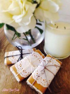 Wrapped chocolates by Natties Bom Bons
