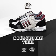 premium selection e07a6 342df Footpatrol x adidas EQT Running Support Adidas Eqt Support 93, Just Style,  Trainers,