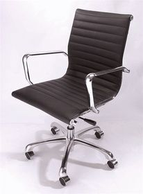 Fine Mod Imports FMI1160 Modern Conference Office Chair Mid Back