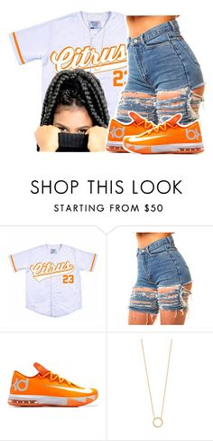 """""""All I Ask"""" by queen-tiller ❤ liked on Polyvore featuring NIKE and Jennifer Zeuner"""