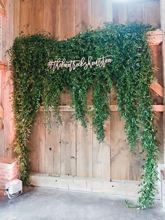 Greenery Wedding Ideas That Are Actually Gorgeous---wedding backdrop with gr. Greenery Wedding Ideas That Are Actually Gorgeous---wedding backdrop with greenery , spring weddings, barn weddings,. Wedding Reception Backdrop, Wedding Photo Booth, Wedding Ceremony, Wedding Photos, Ceremony Backdrop, Wedding Venues, Wedding Photo Backdrops, Wedding Destinations, Wedding Backdrop Photobooth