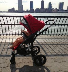 Our Summer Walks with @BRITAX GIVEAWAY