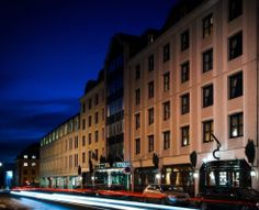 Hotel Norge - Kristiansand, Norway - 172 Rooms - Jensen Beds
