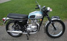 Old Triumph Motorcycles for Sale | ... T100C Tiger, Triumph Tiger 100, Triumph T100, Triumph motorcycles