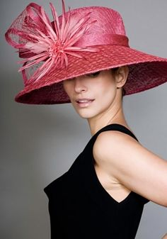 Rachel Trevor-Morgan :: Rose Mesh Hat